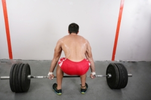 Focusing on form is just as important as focusing on adding weight.