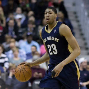 Anthony Davis has the potential to become one of the best centers to ever play the game