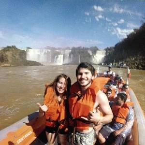 Macuco Safari boat